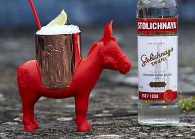 The Stoli Mule : Na zdrovie !