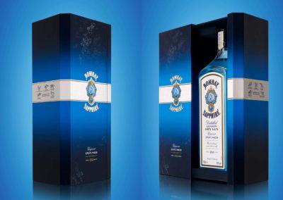Bombay Sapphire : Coffret