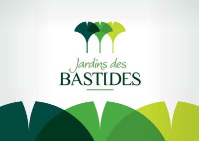 Jardin des Bastides : Logo