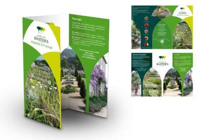 Jardin des Bastides : Prospectus