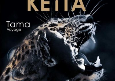 Album Keita Tama : Couverture